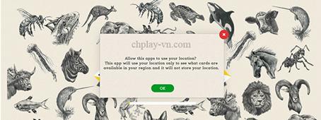 tải animal 4d card miễn phí