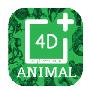 Tải Animal 4D cards miễn phí