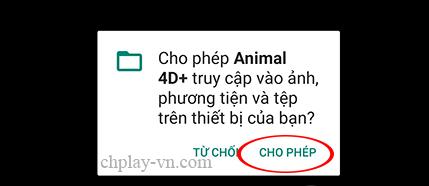 tải animal 4d card