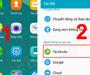 Cách thoát tài khoản CH Play – Đăng xuất CH Play trên Android
