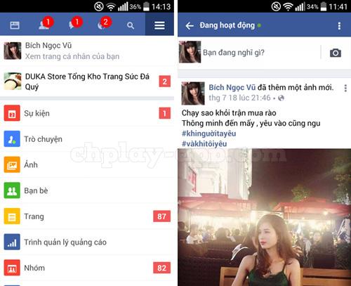tải ứng dụng facebook Lite về máy - fb lite apk