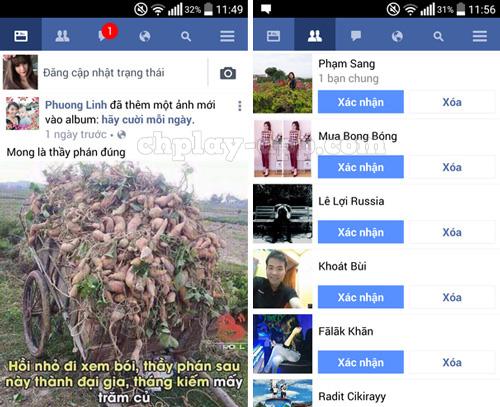 tải facebook Lite apk về máy android