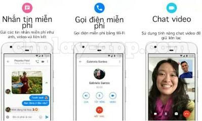 tải messenger facebook apk miễn phí về máy điện thoại android