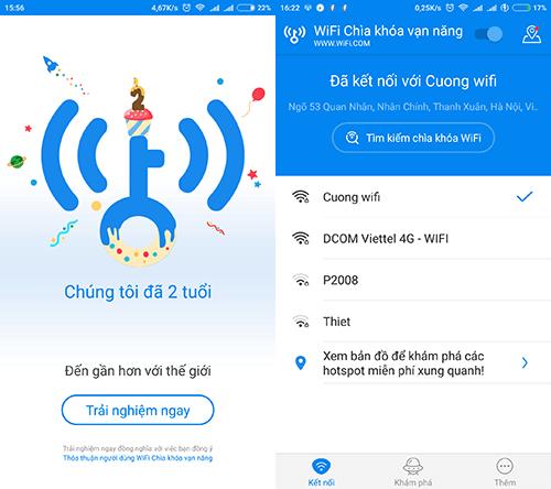 wifi chìa khóa vạn năng apk