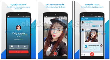 download zalo apk với tin nhắn bằng giọng nói