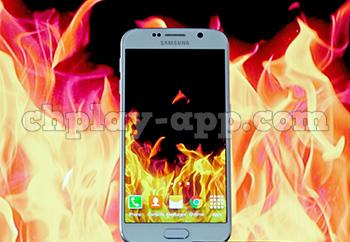 điện thoại bị nóng và nhanh hết pin