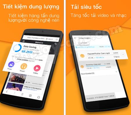 tải uc browser apk miễn phí cho điện thoại Android
