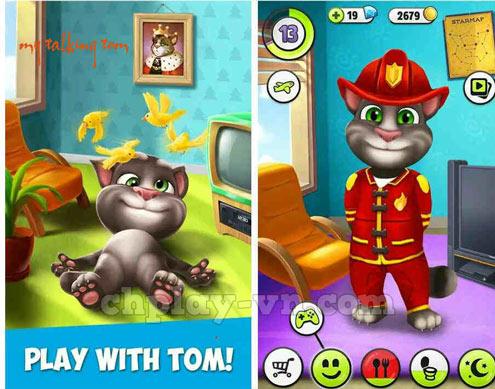 tải game my talking tom