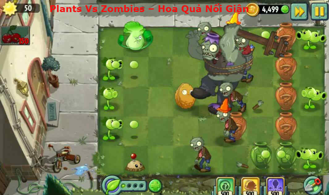 tải game plants vs zombies