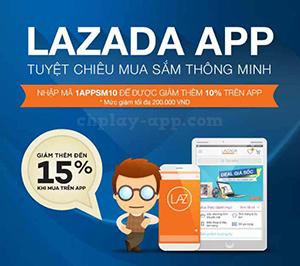 tải lazada app về máy điện thoại miễn phí