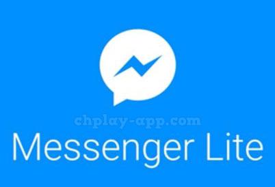 tải messenger lite apk về máy điện thoại android miễn phí