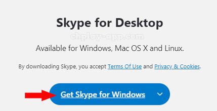 tải skype về máy tính